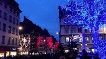 Noël à Strasbourg 2012 (HD) Christmas in Strasbourg (marchés de Noël Strasbourg)