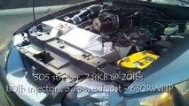 SUPERCHARGED LINGENFELTER G8 GT vs  KENNE BELL COBRA