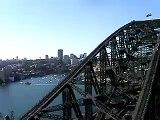 Sydney Harbour, from the Harbour Bridge
