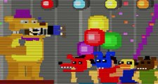 Has Game Theory Messed up on his last Five Nights at Freddy's Video?