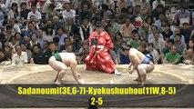Sumo -PROPER- Natsu Basho 2015  Day 14 ,May 23rd -大相撲夏場所 2015年 14日