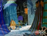 La spada nella roccia - Walt Disney. Semola estrae la spada