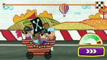 Peg + Cat Race Car Games For Kids - Gry Dla Dzieci