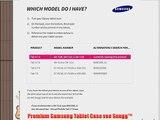 Snugg? Galaxy Tab 4 7 Zoll H?lle (Gris) - Smart Case mit lebenslanger Garantie