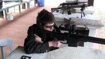 13 Year Old Shoots Barrett MRAD .338 Lapua    Guns & Gear