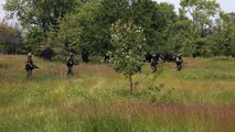 Canadian Army Reserve Training