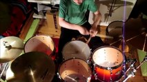 Rob Dougan Clubbed to Death DRUM COVER