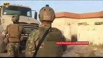 Kurdish Peshmerga And YPG Operations In Kirkuk Iraq And Hasakah Syria