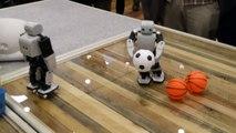 PLEN のデモ DMM.make ROBOTS