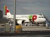 Aeroporto de Lisboa assistência em terra terminal 2 Lisbon airport groundforce