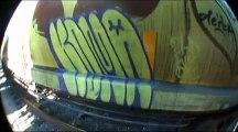 RAILFAN RAILFANNING RAILWAY CP CN TRAINS TRAIN FR8 MONIKER HOPPING HOBO TRAMP TRAMPING CATCHING OUT