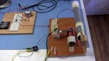 Amplitude Modulation with Simple AM Radio Transmitter