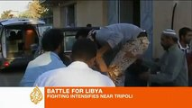 Libyan rebels push forward