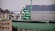 東日本大震災 大津波が釜石の町を襲う