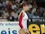 Daniela Silivas - 1989 Worlds EF - Floor Exercise