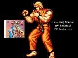 Ryo Sakazaki Arranged Theme - Fatal Fury Special PC Engine