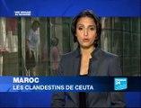 Maroc - Espagne : les Clandestins de Ceuta