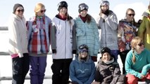 QParks Girls On The Rocks at Dachstein - Snowboard