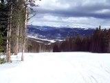 After Xmas Skiing Peak 7 Breckenridge Colorado 12/26/06
