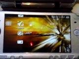 Sony PSP Slim + PSP Fat Custom Modded