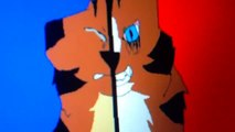 Hawkfrost And BrambleClaw Animation First Animation SHORT