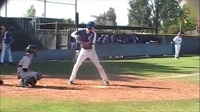 Zachary Ashford, College Baseball Prospect, 2012 Hitting Highlights.m4v