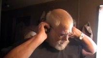 Angry Grandpa - Grandma scares Grandpa!