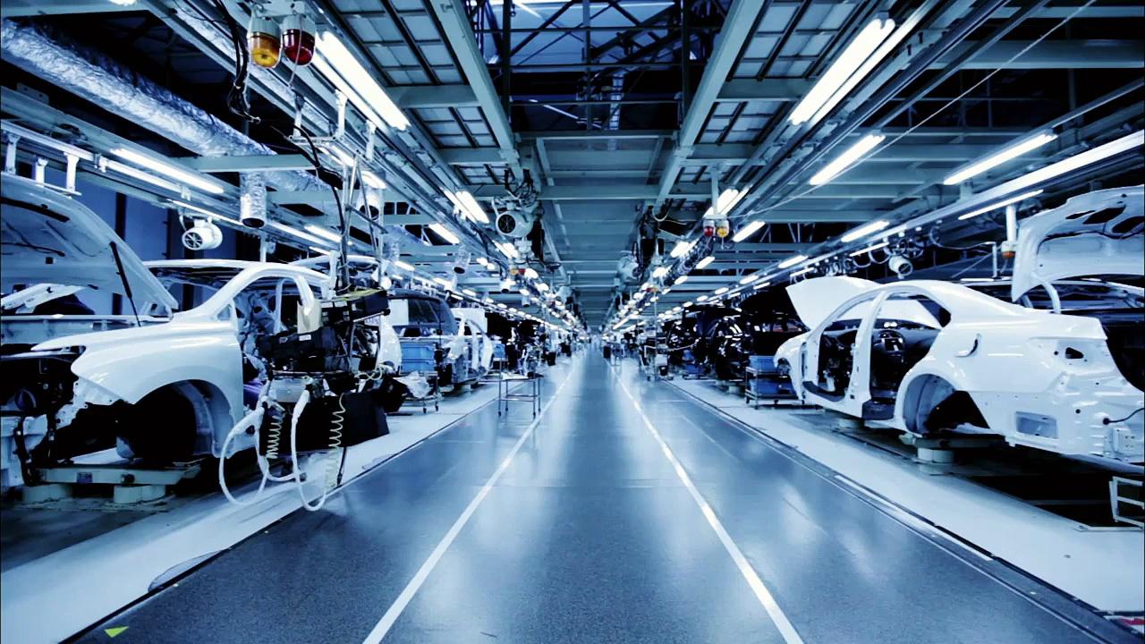 The New Lexus ES – Lexus Craftsmanship