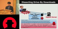 Black Hat USA 2010: Drivesploit: Circumventing Automated Detection of Browser Exploits 1/4