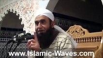 Kya Makkah or Madina Ke Mimberon Per Kafir Kharay Hen- Maulana Tariq Jameel Emotional Bayan