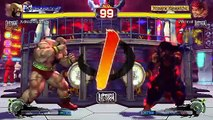USF4  Zangief XxfistofulgurexX Fr vs Evil Ryu vttcnrd Fr Combat Ultra Street Fighter IV