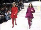 """Gianni Versace"" Fashion Show Autumn Winter 1991 1992 Milan Fashion Week Pret a Porter Women  1 of 3"