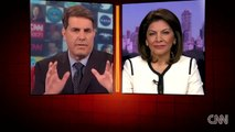 CNN Rick Sanchez Interviews Costa Rica President Latin American Country Vibrant Economies 9/2010
