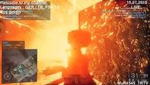 Battlefield 4 das wahr echt geil xD