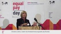 Christine Lüders   EPD Forum am 03.12.2014 im Haus am Dom, Frankfurt am Main
