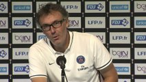 Foot - Trophée des Champions - PSG : Blanc «Tout lieu d'être satisfait»