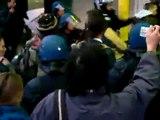 Répression contre les étudiants en lutte contre la LRU 06/12
