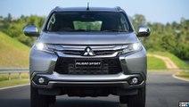 All new Mitsubishi Pajero Sport 2015 interior / New Pajero Sport 2016