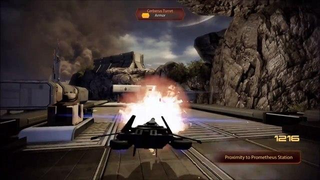 M-44 Hammerhead - Mass Effect 2