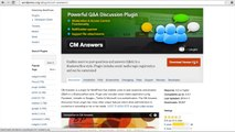 Learn how to create, post, develop a Q&A questions answers Wordpress blog system Plugin
