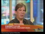 Roy Kronk Good Morning America Discovering Caylee's Remains : HE SAYS WE!