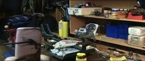 Remington 597 mounting Sling Swivel Studs.wmv