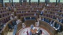 Joan Baldoví sufre un desvanecimiento en pleno debate del estado de la Nación