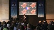 RéseauxSociauxd'Entreprise: les 5 obstaclesculturels en France - Cecil Dijoux à l'USI