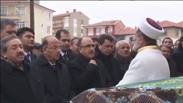 Beşir Atalay, Asiye Nuruş Öztürk'ün cenaze törenine katıldı - KIRIKKALE