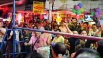 Female Muay Talay Boxing, Pattaya, Thailand
