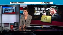 Far-Right Past Haunting Senate Candidate Cory Gardner - Rachel Maddow Show