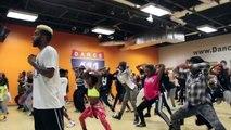 Nicki Minaj - No Flex Zone Choreography by: Hollywood