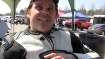 Dred's Garage - Dave Hunt - Paraplegic motorcycle rider
