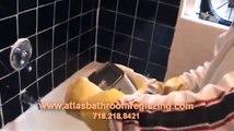 Bathtub Reglazing/ Sink Reglazing/ Tile Reglazing How to by Altas Bathroom Reglazing